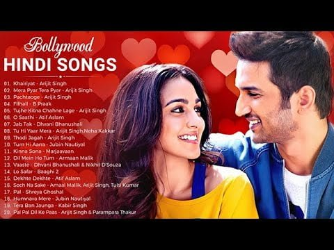 New Hindi Song 2021 January  Top Bollywood Romantic Love