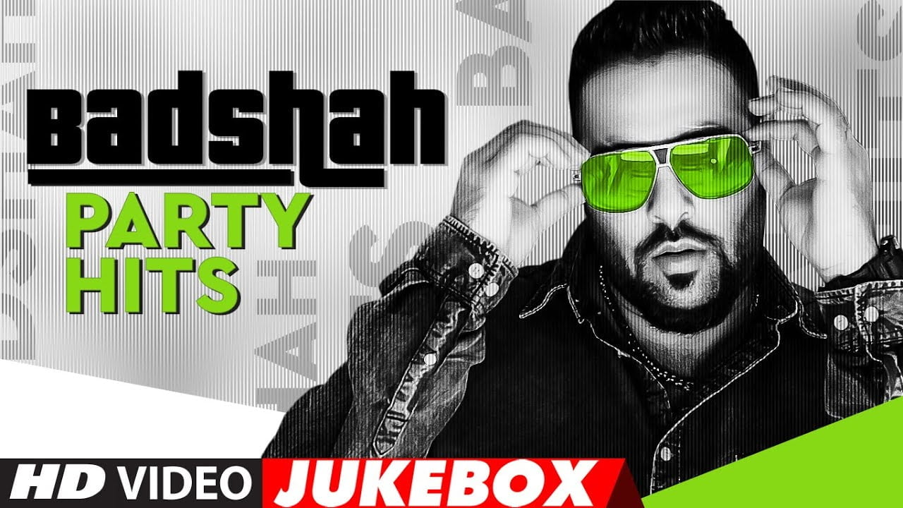 Badshah Party Hits | Video Jukebox | BOLLYWOOD SONGS | Best